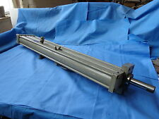 """DOUBLE PNEUMATIC CYLINDER air 100 psi max 1"""" BORE 5 1/4"""" STROKE ARIES HPT151.5FH"""
