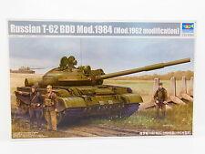 LOT 17758 | Trumpeter 01553 Russian T-62 BDD Mod.1984 1:35 Bausatz NEU in OVP