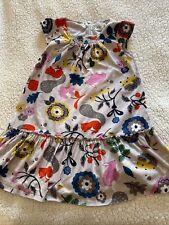 Mini Boden Dress 6/6x Euc Light Corduroy