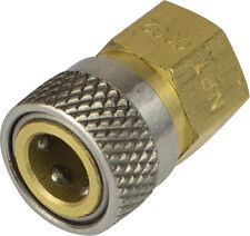 "BEST Fittings Quick Coupler Socket. 1/8"" NPT Female Standard US Fitment Co2 HPA"