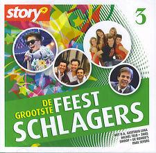 De grootste Feestschlagers vol. 3 (CD)