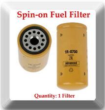 1R0750 Fuel Filter Fits: Freightliner Kenworth Ford trucks W/ CAT Engine