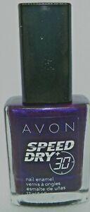Avon Speed Dry Nail Enamel Assorted Shades