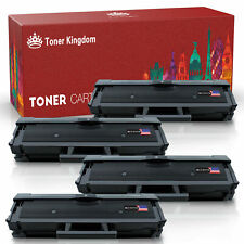 4 PK Compatible Toner Cartridge Replace for Samsung MLT-D111S MLT-D111S Printers