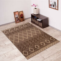 Modern Area Rugs for Bedroom Living Room Tribal Pattern Durable Floor Carpet