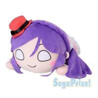 SEGA Love Live! Mega Jumbo Nesoberi stuffed plush Dill Nozomi Tojo Snow halation