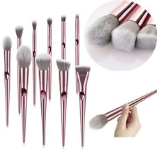 10/6/4 pcs Kabuki Make up Brushes Set Eye shadow Blusher Face Powder Foundation