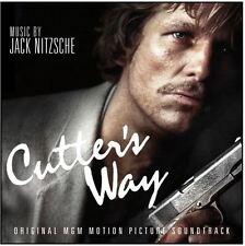 Cutter's Way - Complete Score - Limited 1000 - Jack Nitzsche
