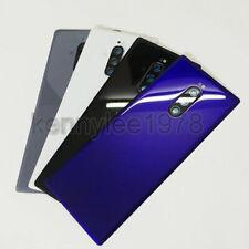 Rear Battery Back Door Cover Case For Sony Xperia 1 XZ4 J8110 J9110 Camera lens