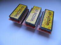 Commodore 64 ROMSET 901225-01 901226-01 901227-03- COMPLETE SET (NEW)