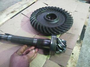 Deutz D6206 Getriebe TW50 Kegelradwelle Tellerrad 7 / 34 Zähne