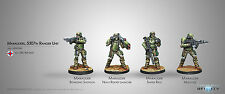 Infinity Ariadna BNIB Marauders, 5307th Ranger Unit 280184