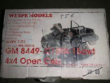 1/35 WESPE MODELS : C15 TA 15Cwt
