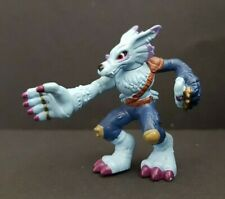 Digimon Miniatura figura-WEREGARURUMON-Bandai-Digital Monsters