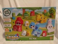 Leap Frog Leap Builders Pet Pals NEW