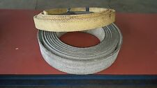 """WOVEN BRAKE LINING  2"""" WIDE x  1/4""""  THICK NOS SOLD PER FOOT"""
