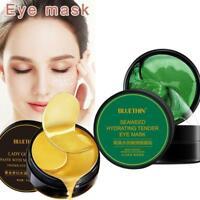 Green Algae Gold Eye Mask Dark Circles Moisturizing D1Y8 and K9S5
