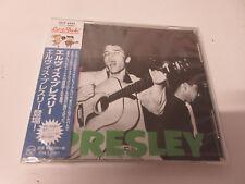 Elvis Presley - Elvis Presley Japan CD NEU OVP 6Bonus tracks