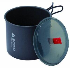 Soto New River Camping Pot