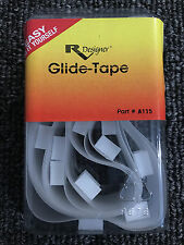 RV Designer Collection A115 Glide Tape 72""