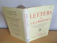 LETTERS TO LAWRENCE of arabia churchill bell Iraq kipling FIRST/*1ST ED 1962