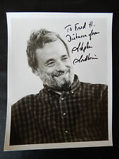 "Stephen Sondheim Autographed 8"" X 10"" Photograph from Estate"