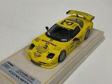 1/43 Minichamps Chevrolet Corvette C5R 2001 Daytona Car #3 Alcantara base MG797