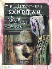 The Sandman Dust Covers Softcover Trade 2nd Print Dave McKean Vertigo DC Comics