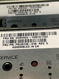 Dot Hill FRUKC26-01 SAS  Controller with Warranty, Tested Inc VAT