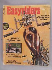 Easyriders Magazine #1 - June, 1971