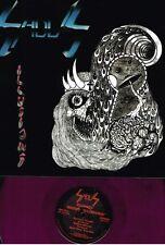 SADUS - ILLUSIONS (DTP2112) PURPLE VINYL 600 ONLY REISSUE DEATH METAL CLASSIC LP