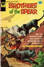 BROTHERS OF THE SPEAR #15 Whitman Comics 1975 Comic Book VG-FN