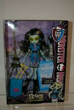 Monster High Frankie Stein Doll Scaris City of Frights Ghoul Original NEW