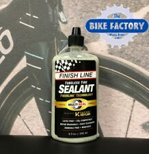 Finish Line – Tubeless Tyre Sealant – 8 fl oz, 240ml
