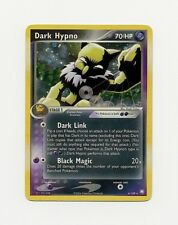 Dark Hypno 6/109 - Rare Holo - Ex Team Rocket Returns