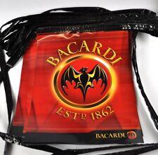 Große Bacardi Rum USA Fledermaus Logo Wimpelkette Party Girlande Flaggen Kette