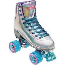 Impala Sidewalk RollerSkates Holographic - Size 8