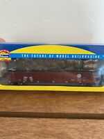 HO Scale Athearn RTR BNSF 52' Mill Gondola with Scrap Load New