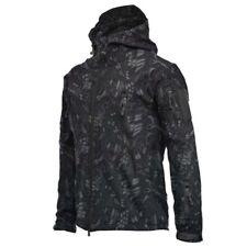Shark Skin Soft Shell Mens Military Jackets Waterproof Tactical Jacket
