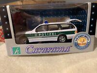 Hongwell Cararama Polizei Police Car Mercedes Estate New Boxed