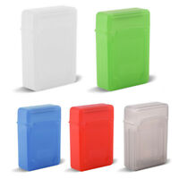 2.5 inches Hard Disk Drive Protective Storage Enclosure Box Case SATA SSD HDD SS