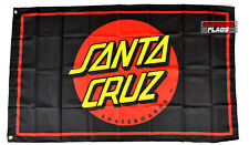 Santa Cruz Skateboards Flag Banner 3x5 ft NHS Wall Garage