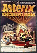 Astérix Réservez Rome 1976 - Uderzo - Dessin Animé A1 Film Poster Affiche