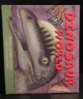 Dinosaur World: Hilarious Jurassic Cartoons, Loads of Amazing Facts, , Very Good