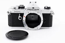 [Excellent++]Pentax MX Silver 35mm SLR Film Camera Body From Japan #694
