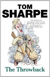 The Throwback,Tom Sharpe- 9780099435525
