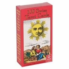 More details for ijj swiss tarot cards divining divination occult fortune telling witch