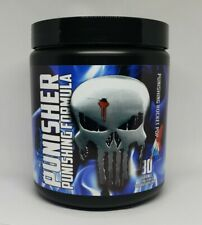 PRE-WORKOUT PUNISHER * Rocket Pop - EXTREMELY POWERFUL! MASSIVE PUMP FORMULA!!