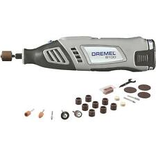 Dremel 8V MAX Lithium-Ion Variable Speed Cordless Rotary Tool Kit