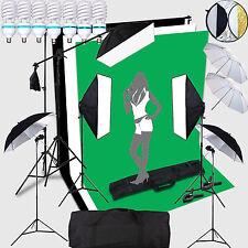 CLKIT 7 7x150w portraint studio fotografico professionale illuminazione continua 2x3 Metro